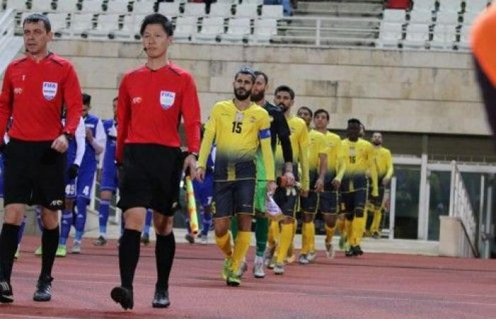 بعثة فريق العهد إلى لقاء فريق المنامة في كأس الاتحاد الآسيوي