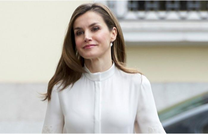 الملكة ليتيزيا بفستان ارتدته العام الماضي.. كم تبلغ قيمته؟