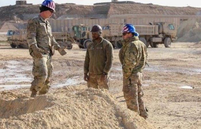 العراق   أميركا تحصن قواعدها.. طائرات شحن عسكرية إلى عين الأسد