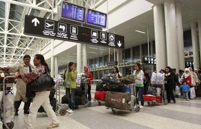 """""""كورونا لبنان"""".. قرار بتخفيف الرحلات وإجراءات صارمة بالمطار"""