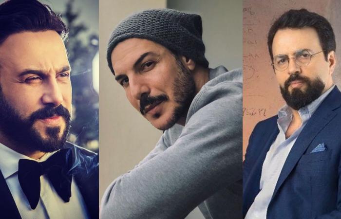باسل خياط يتحدث عن صداقته مع قصي خولي وتيم حسن