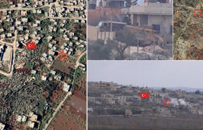 سوريا   المرصد يكشف عدد الجنود الأتراك في سوريا .. قصف روسي نظامي يتسبب بإصابة جنود أتراك و يجبر رتلاً على التراجع ( فيديو )