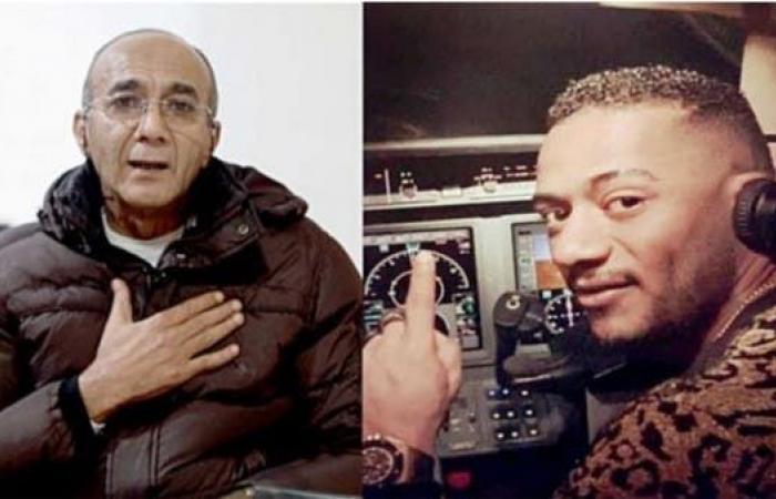 محمد رمضان: أرفض التهديد ولدي فيديو يعرض الطيار للسجن