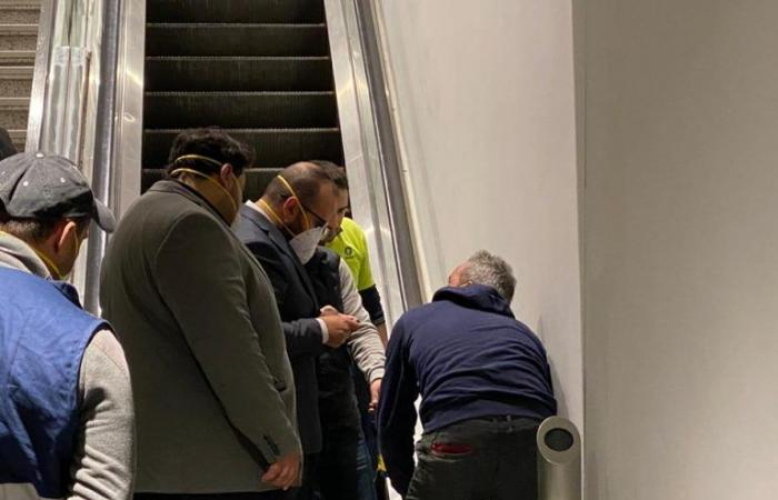 إجراء استثنائي للوقاية من الأمراض في مطار بيروت (صور وفيديو)