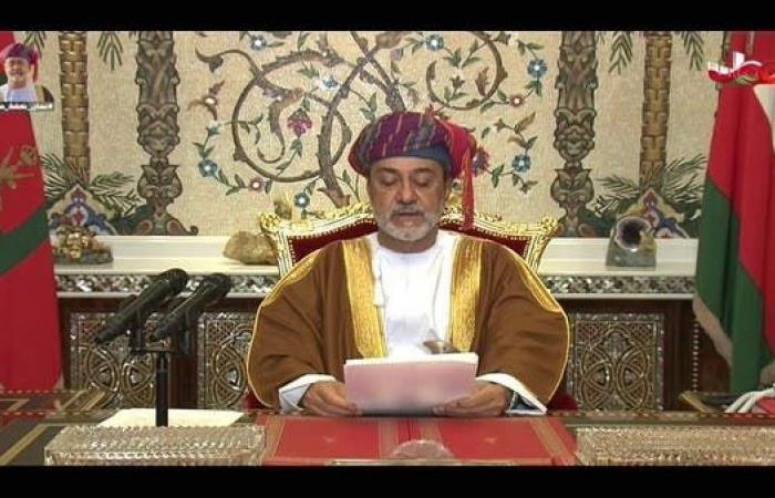 الخليج | سلطان عمان: سنحرص على أن تبقى بلادنا ناشرة للسلام