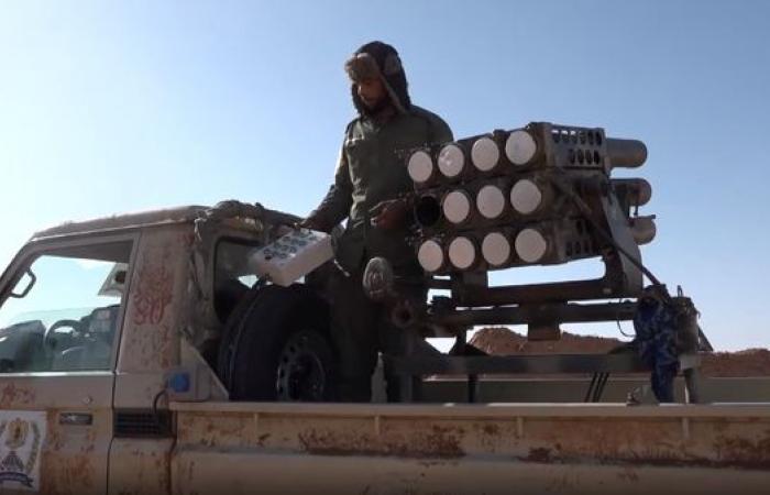الجيش الليبي يعلن عن قتله 16 عنصراً تركياً في ليبيا