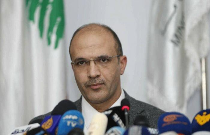 إلغاء جولة وزير الصحة إلى المطار