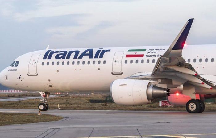 الطائرة الإيرانية بمطار بيروت: لا عوارض كورونا وإجراءات استثنائية