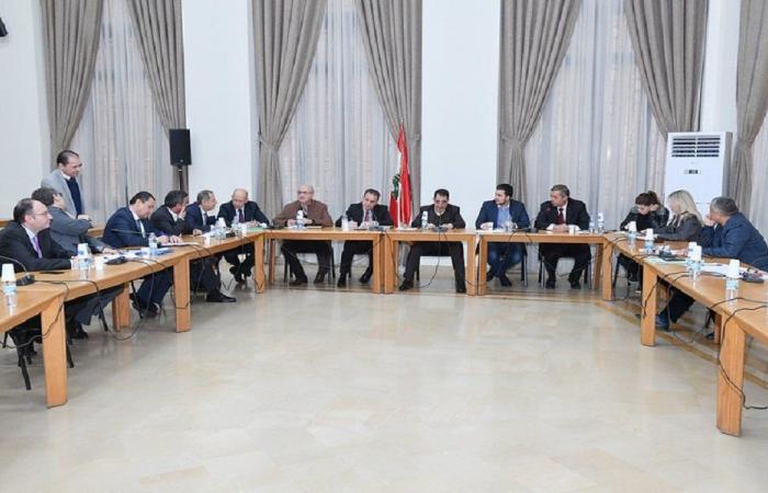 لجنة الاعلام والاتصالات درست مع حواط شؤون قطاع الاتصالات