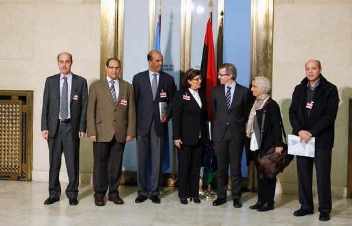 بيان غربي: نتطلع لمفاوضات سياسية ليبية يوم غد برعاية أممية