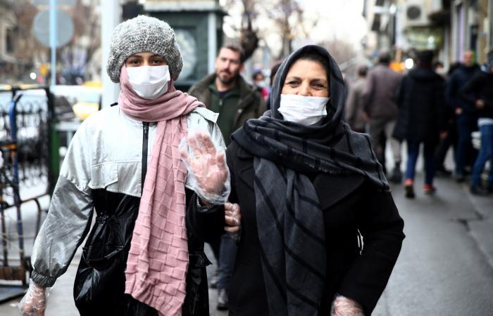 إيران   الحكومة الإيرانية: ارتفاع عدد الوفيات جراء كورونا إلى 14