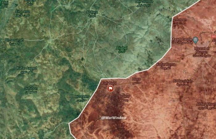 """سوريا   الإعلام الروسي : """" الجيش السوري يسيطر على منطقة استراتيجية في إدلب قد تغير شكل مسار المعركة مع تركيا """""""