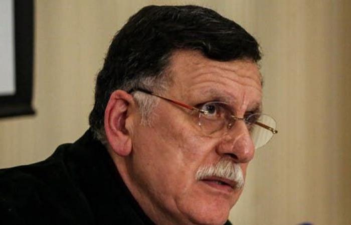 السراج: ندعم المسار السياسي في ليبيا