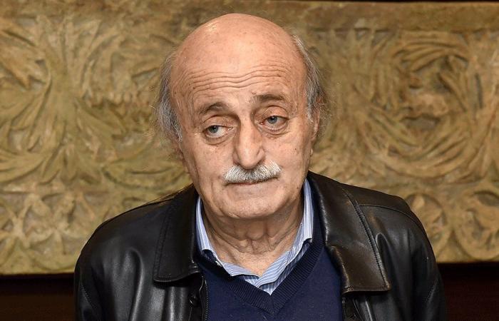 جنبلاط نعى مبارك: كان صديقًا كبيرًا للبنان