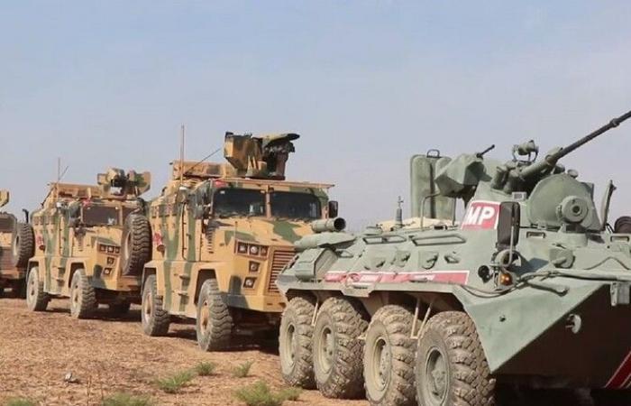 سوريا   الدفاع الروسية : تركيا تستأنف الدوريات المشتركة مع روسيا شمالي سوريا