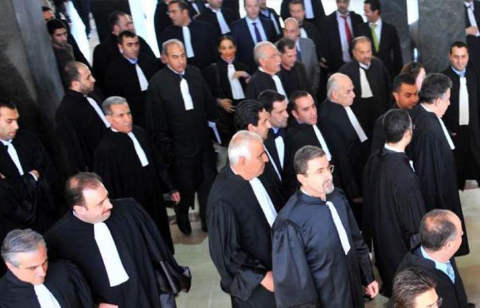 محامو بيروت والشمال يعاودون حضور جلسات القاضي صدقي
