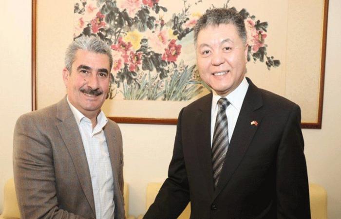 السفير الصيني: ننسّق مع السلطات اللبنانية لمواجهة كورونا