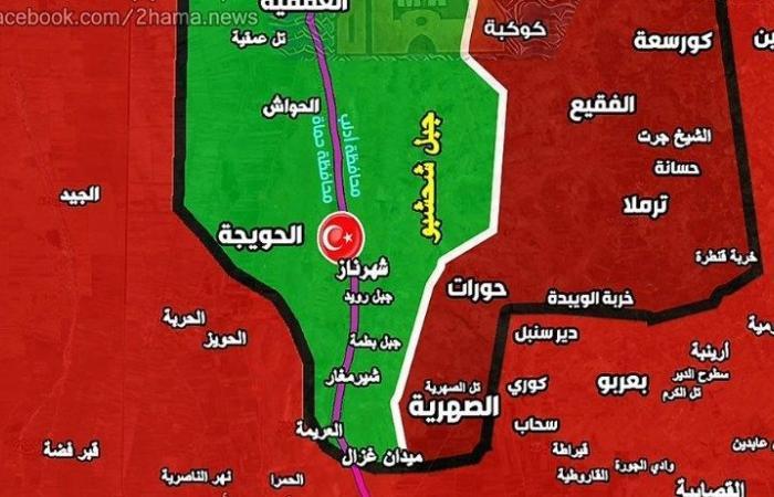 سوريا | ميليشيات بشار الأسد تواصل تقدمها في ريف إدلب الجنوبي (فيديو)