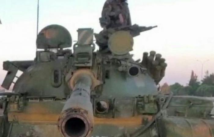 سوريا | الجيش التركي يعلن الاستحواذ على 3 دبابات و تدمير عدد آخر من الآليات والدبابات لجيش بشار الأسد في إدلب
