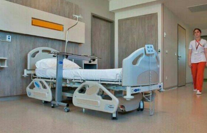مستشفى سان لويس جونية: لا وجود لحالة كورونا لدينا