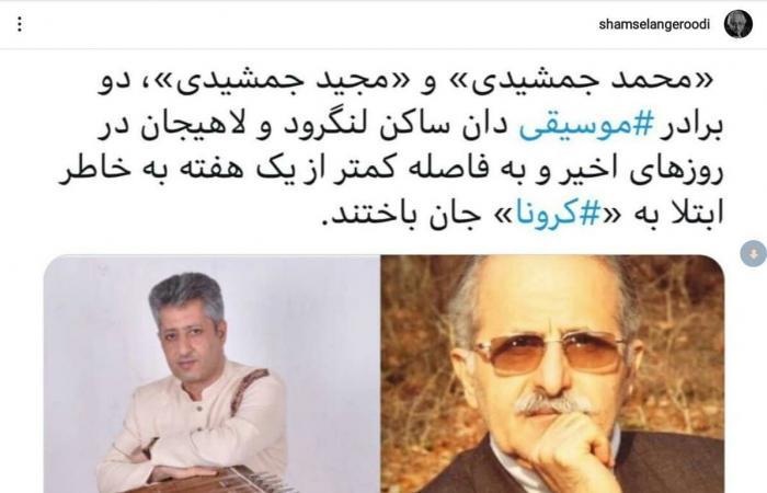 إيران | كورونا يستفحل في إيران.. وفاة لاعبة كرة قدم وموسيقيَيْن