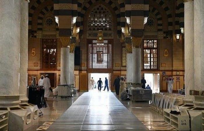 السعودية | هذا ما تقدمه إدارة الممرات برئاسة المسجد النبوي للزوار