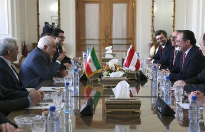 إيران | دبلوماسي نمساوي بالحجر الصحي بعد إصابته بكورونا في إيران