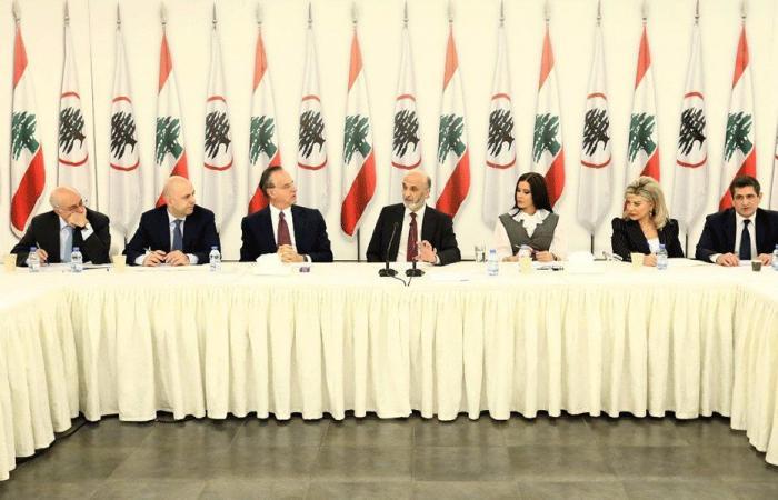 """""""القوات"""": من اليوم حتّى استخراج النفط """"قد يكون لبنان غير موجود"""""""