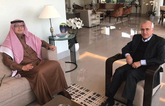 سليمان: إقحام لبنان في صراعات المحاور ينعكس سلبًا على علاقاته