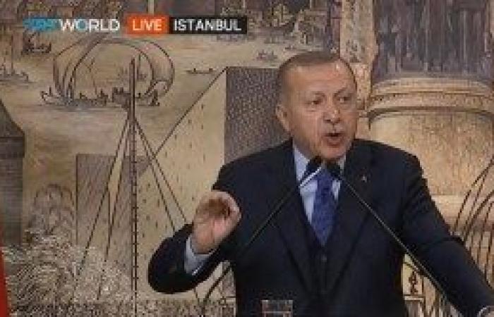 سوريا   تصريحات جديدة لأردوغان حول عدد قتلى جيش بشار الأسد و عمق المنطقة الآمنة و فتح حدود أوروبا أمام اللاجئين !