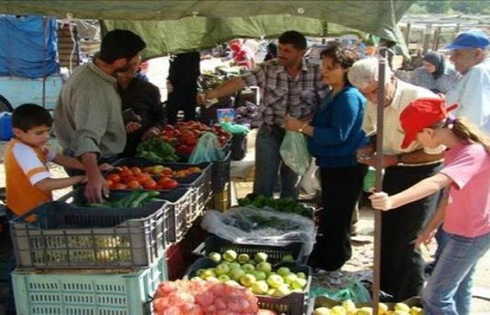 بلدية حاصبيا ستتوقف عن استقبال التجار في سوق الخان