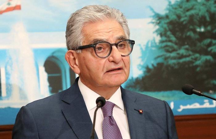 صفير: ليس بالفقر سيستعيد لبنان مجده