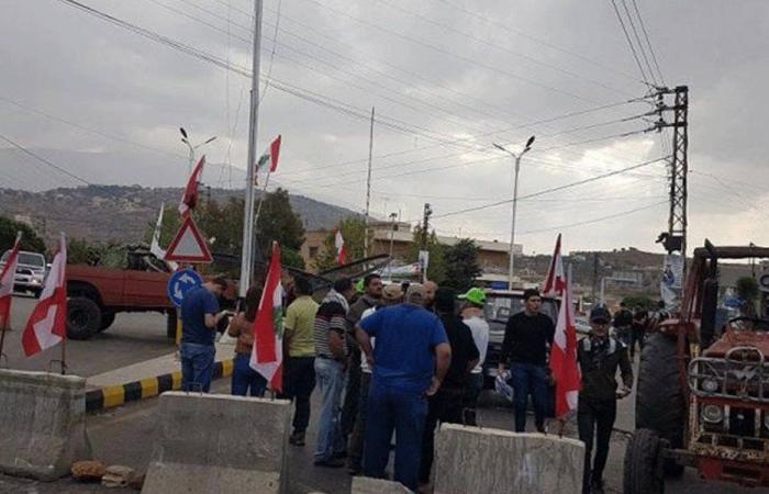 """مسيرة احتجاجية في راشيا: """"ستدفعون الثمن""""!"""