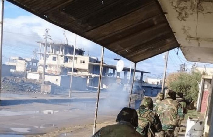 """سوريا   """" تسوية """" درعا على حافة الانهيار .. قوات بشار الأسد تقتحم مدينة الصنمين"""
