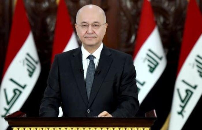العراق | صالح يبدأ بمشاورات لاختيار بديل علاوي خلال 15 يوما