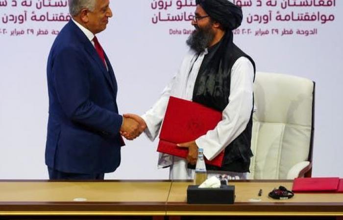 إيران | أول تعليق من إيران على توقيع اتفاق بين واشنطن وطالبان