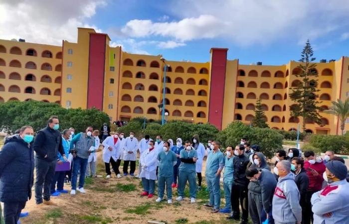 مصر | 135 مصرياً خالطوا صينياً يحمل كورونا.. هذا ما حل بهم