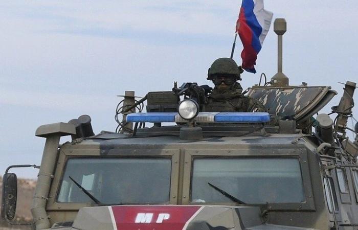سوريا   الإعلان الروسي : دخول الشرطة العسكرية الروسية إلى سراقب