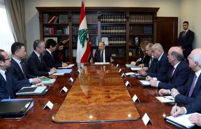 عون: لبنان راسل اليابان بموضوع كارلوس غصن ولم يلق إجابة رسمية