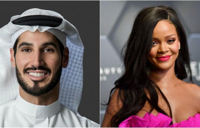 أنباء عن علاقة جديدة تجمع حسن جميل حبيب ريهانا السابق بمذيعة قناة دبي!