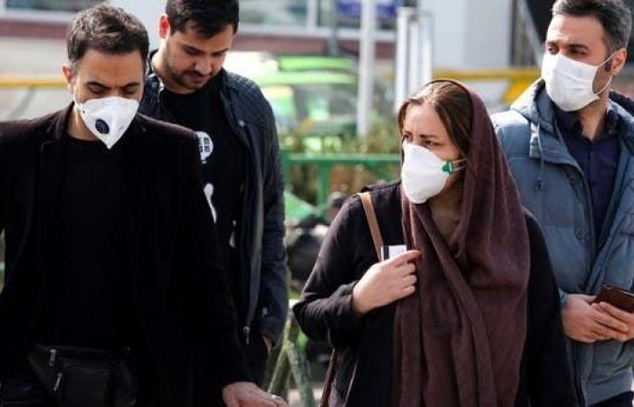 إيران | إيران.. 41 من مصابي كورونا التقطوا العدوى من مراكز صحية