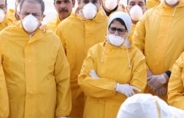 مصر | مصر تكشف تفاصيل جديدة عن الأجنبي الثاني المصاب بكورونا