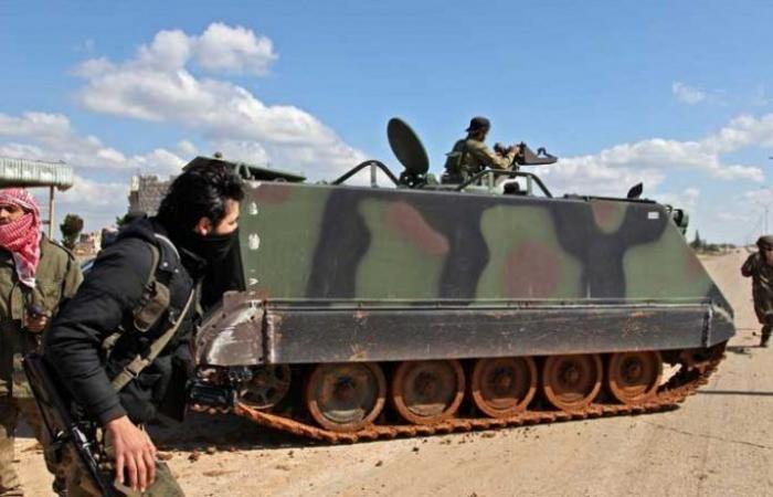 """سوريا   المعارضة السورية تتهم روسيا بإشراك مجموعات """" فاغنر """" في هجوم """" سراقب """""""