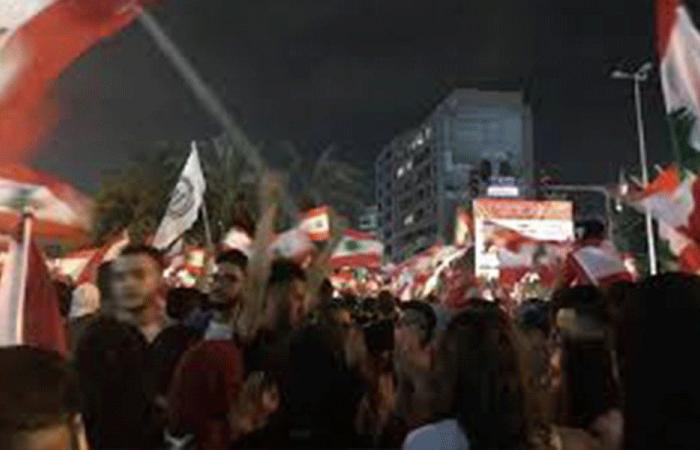 مسيرة مطلبية جابت شوارع صيدا
