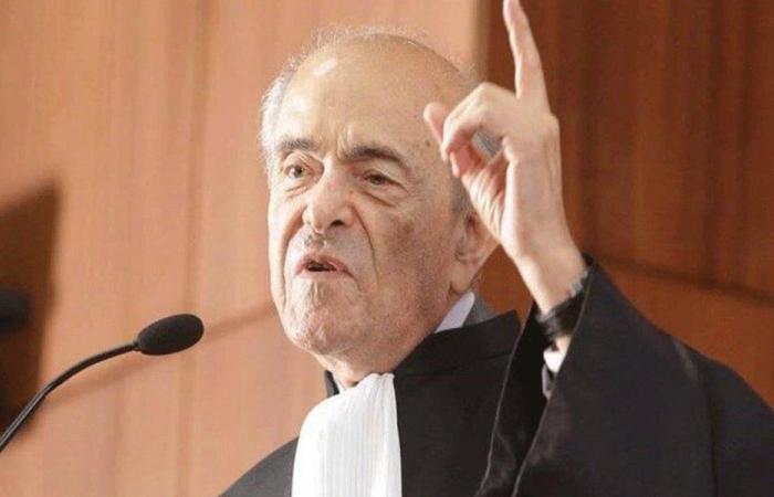 وفاة نقيب المحامين الأسبق عصام كرم
