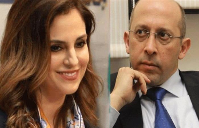ألان عون عن وزيرة الاعلام: متحمّسة وجدّية وممسكة بملفاتها!