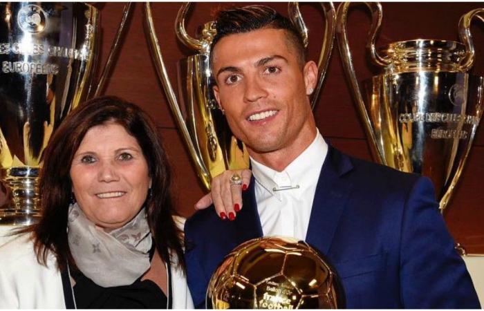 إصابة والدة كريستيانو رونالدو بسكتة دماغية.. وهذا موقف اللاعب!