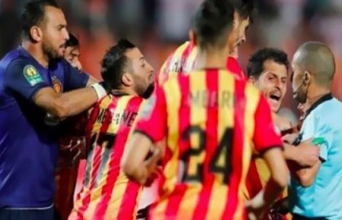 عقوبات صارمة وبالجملة على الترجي التونسي بعد أحداث مباراة الزمالك