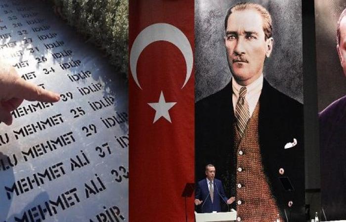 سوريا   أردوغان: أتاتورك كان يقول عن إدلب إنها جزء من الوطن التركي.. من لا يعرف ما فعله الأدالبة من أجل تركيا جاهل (فيديو)