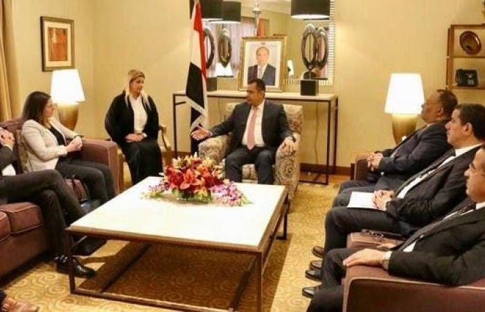 اليمن   رئيس حكومة اليمن: لن يستقيم السلام ما لم تقطع يد إيران